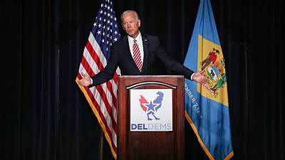 Biden building 2020 White House campaign ahead of expected bid - sources