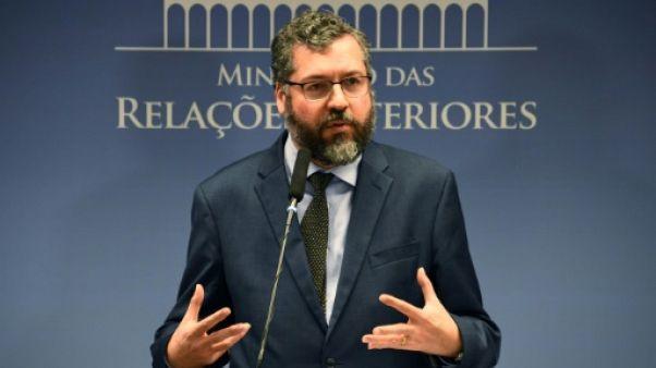 """Le transfert de l'ambassade du Brésil à Jérusalem """"toujours à l'étude"""""""