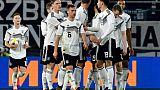 """La """"nouvelle Allemagne"""" de Löw fait match nul contre la Serbie"""