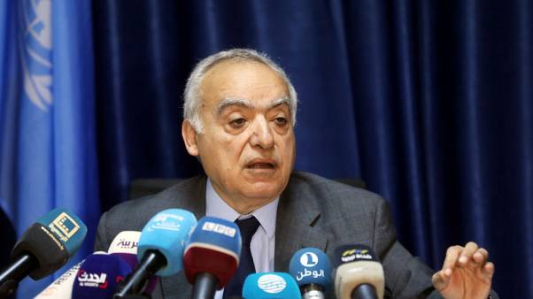 U.N. to hold Libya conference in April to avoid military showdown