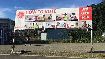 Solomon Islands look beyond Taiwan alliance as election looms
