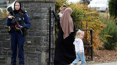 New Zealand bans military type semi-automatic weapons used in mosque massacre
