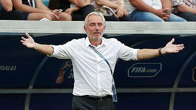 Van Marwijk appointed coach of United Arab Emirates