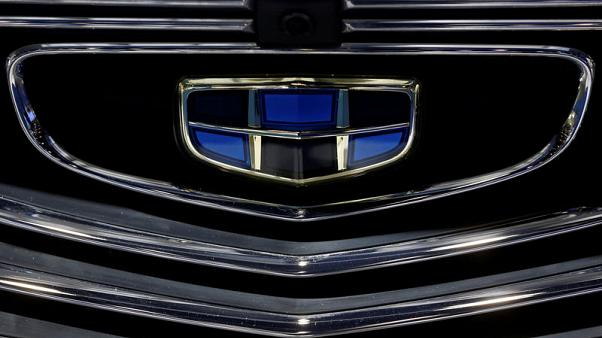 China Geely Auto's full-year profit jumps 18 percent, shares climb