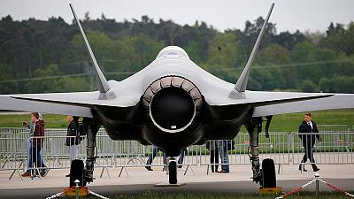 Exclusive: U.S. may soon pause preparations for delivering F-35s to Turkey