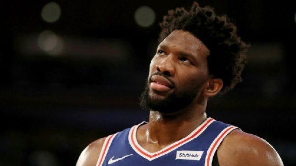 NBA: Philadelphie grimpe à l'Est, OKC s'effondre à l'Ouest