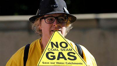 Australian state poll threatens $2 billion coal seam gas project