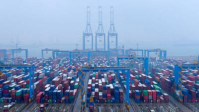 China imports, exports rebound in first half of March - ministry