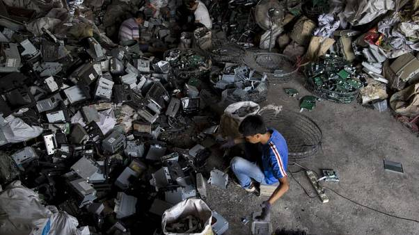 Value of China's metal e-waste to double to 160 billion yuan by 2030 - Greenpeace