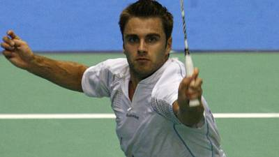 Badminton - Denmark's Persson banned over betting violations