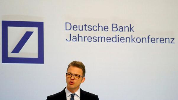 Deutsche Bank CEO sees strong case for merger with Commerzbank - source