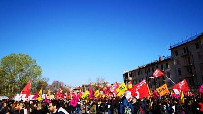 Mafia:migliaia a corteo Libera a Padova