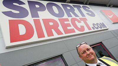 Mike Ashley steps up bid for control of Debenhams
