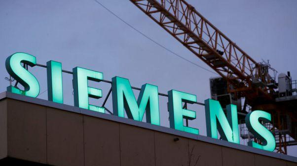 Siemens shares rally on turbine unit merger report