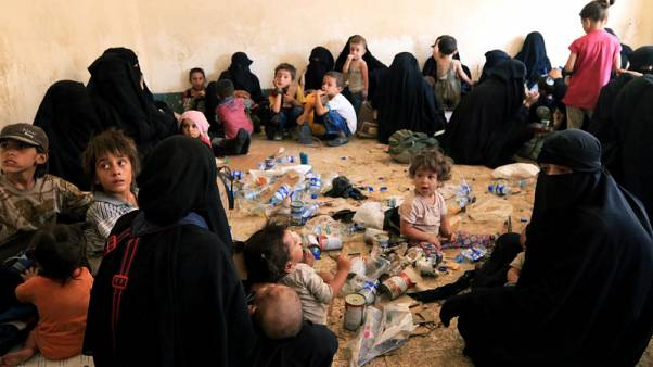 Special Report: Forgotten victims: The children of Islamic State