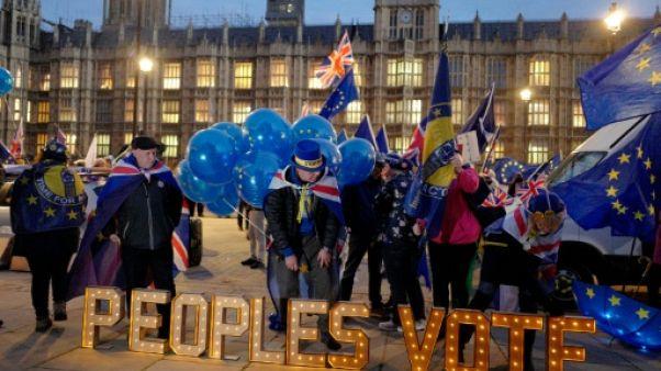 Succès fulgurant d'une pétition anti-Brexit