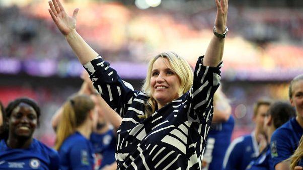 Chelsea Women's boss Hayes hails landmark Barclays sponsorship deal