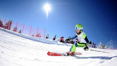 A Bardonecchia finali campionato sci Csi