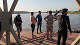 مقتل 79 بعد غرق عبارة في نهر دجلة بالعراق