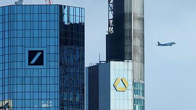 With eye on Deutsche-Commerzbank, EU sends too big to fail warning