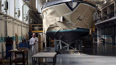 Italian luxury yacht maker Ferretti plans bourse return - source