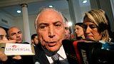مصدر: القبض على الرئيس البرازيلي السابق ميشيل تامر