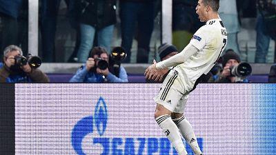 Uefa: multa di 20.000 euro per Ronaldo