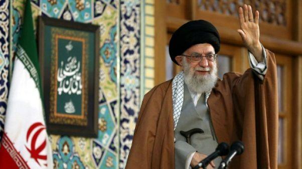 """Entité de troc européenne: """"une mauvaise plaisanterie"""" pour le guide iranien"""