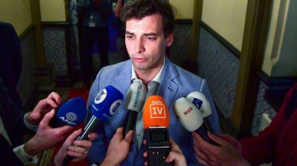 """Pays-Bas : Thierry Baudet, """"dandy politique"""" aux accents populistes"""