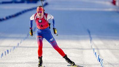 Biathlon: Wierer 11ma 'vede' coppa