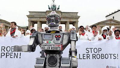Germany urged to champion global treaty to ban 'killer robots'