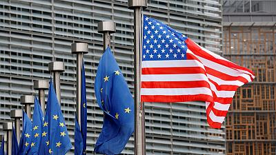 EU falling far short in trade talks - U.S. ambassador