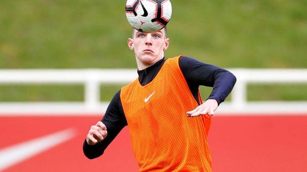 Rice and Rashford give Southgate pre-match headache
