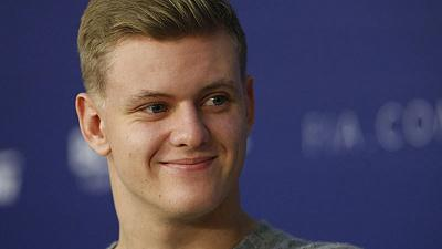 Motor racing - Mick Schumacher happy to be compared to his father