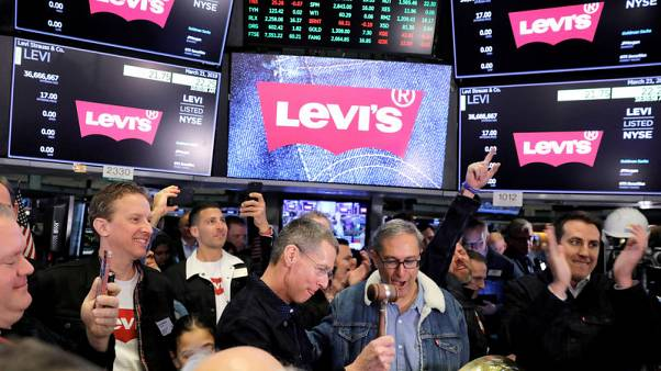 Fund managers skittish over Levi's long-term growth prospects