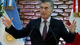 وكالة الاحصاء: اقتصاد الأرجنتين المنهك انكمش 2.5 بالمئة في 2018