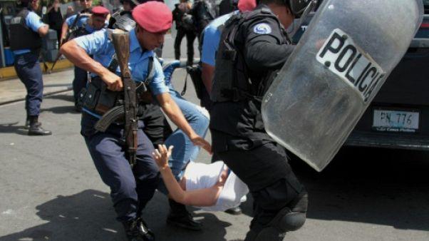 Droits humains: le Nicaragua sur la liste noire d'une commission interaméricaine