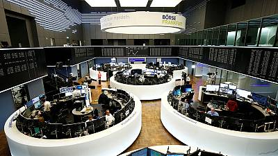 As worries about populism in Europe rise, investors bet on stock market volatility