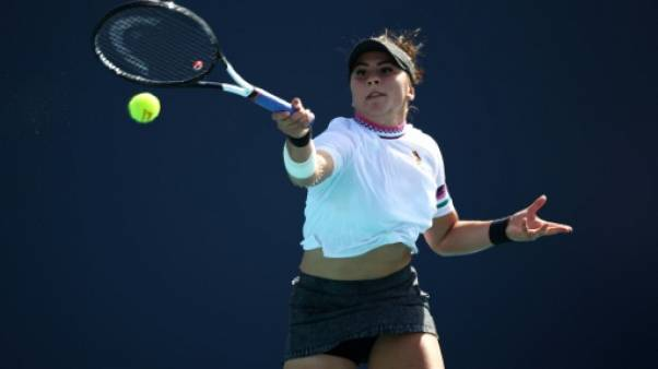 Tennis: Andreescu renversante à Miami, Garcia revigorée
