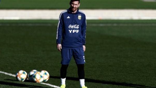 Argentine: Messi revient en pensant à la Copa