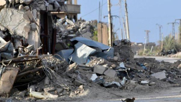 Reprise des bombardements sur la dernière poche jihadiste en Syrie