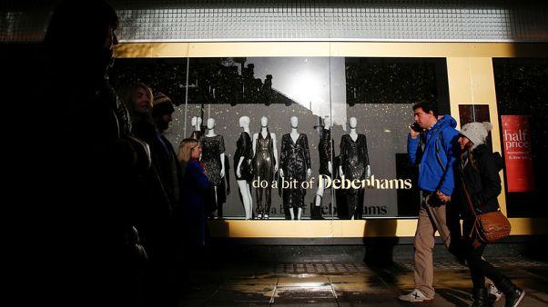 Debenhams asks bondholders to back plan for £200 million of new loans