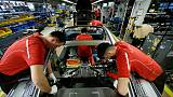 German manufacturing contracts for third month in a row - PMI