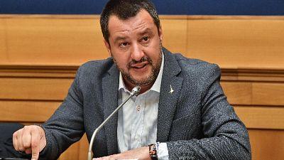 Salvini, bene modello sicurezza italiano