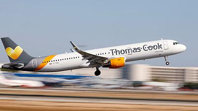 Thomas Cook to shut 21 stores and cut jobs in shift to online