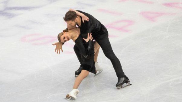 Mondiaux de patinage: Papadakis et Cizeron tutoient la perfection