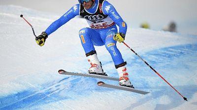 Sci, Marsaglia campione italiano superG