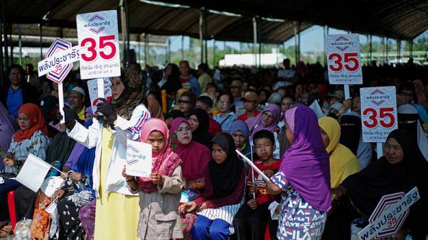 In Thailand's restive deep south, election stirs rare enthusiasm
