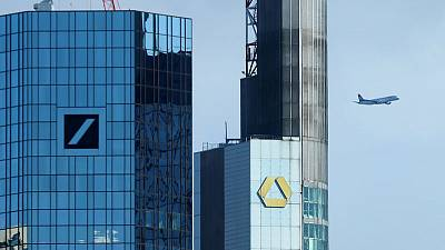 Deutsche-Commerzbank tie-up should not create big investment bank - BlackRock