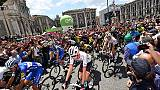 Ciclismo: Giro Sicilia,epilogo sull'Etna